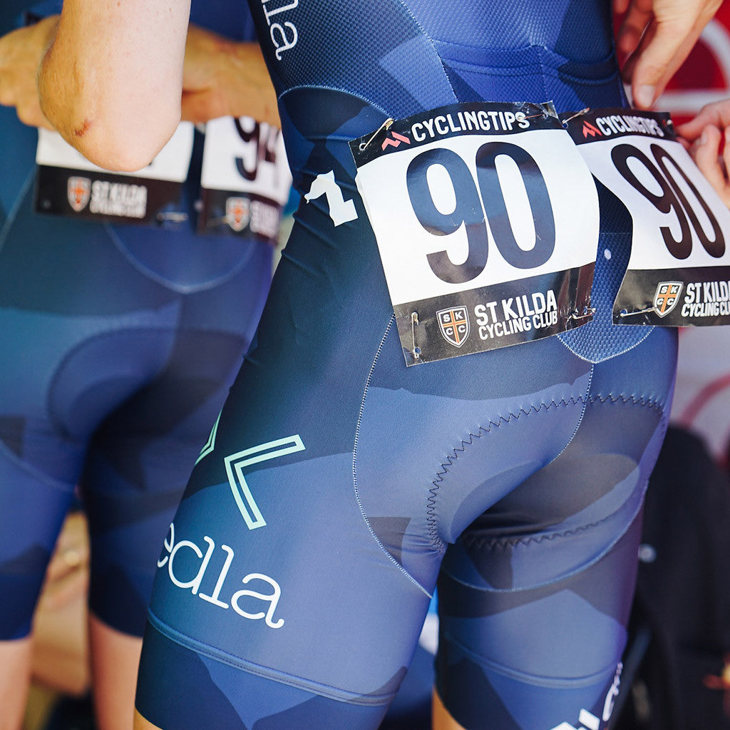 CyclingTips X Pedla: Men's Sprint Kit Team Edition Bib Shorts