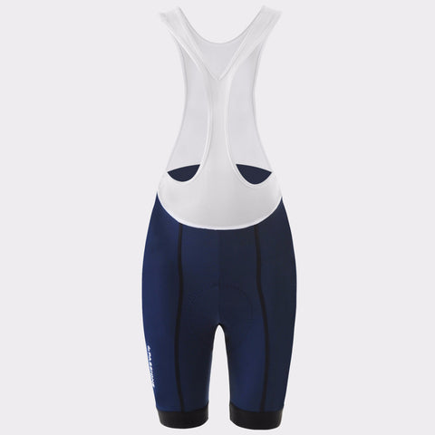 La Passione Women's Bib Shorts Blue