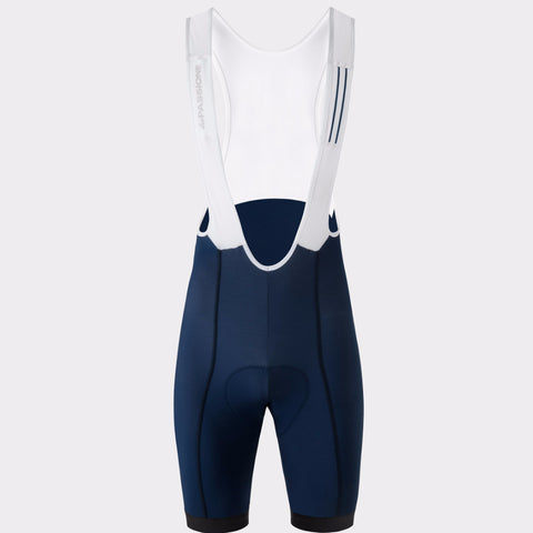 La Passione Classic Bib Shorts Blue | The CyclingTips Emporium - 1