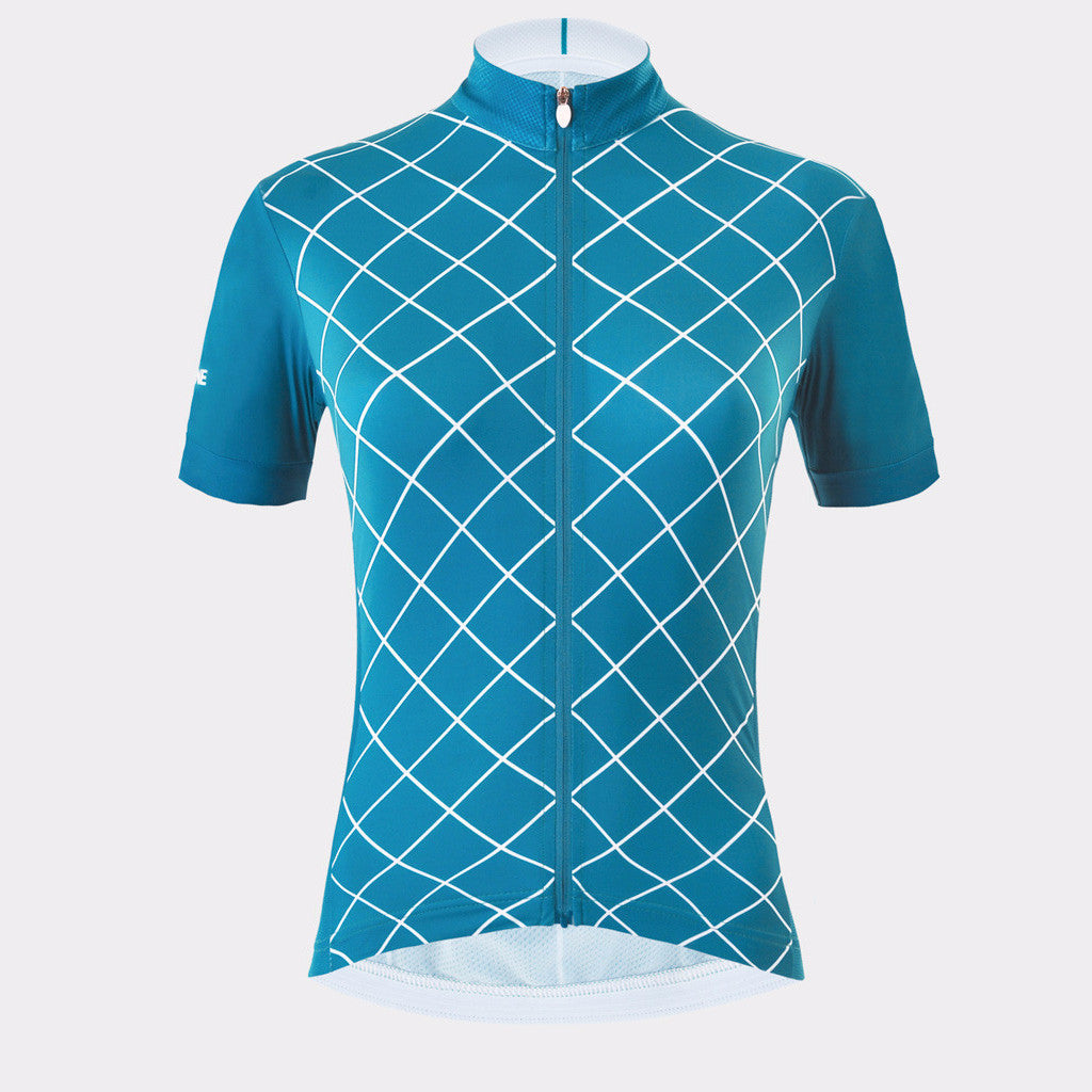 La Passione Women's Checked Ottanio Jersey | The CyclingTips Emporium - 1