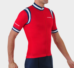 La Passione Red Summer Jersey