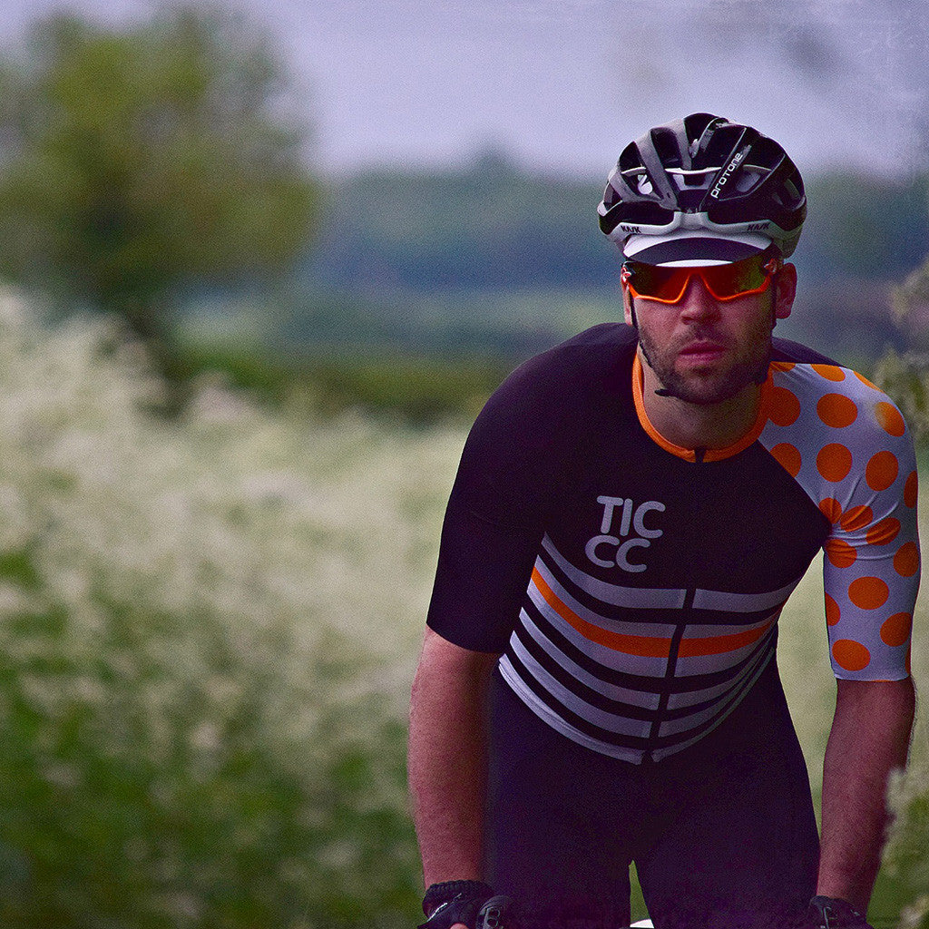 Hors catégorie Black This is Cambridge Jersey | The CyclingTips Emporium - 1