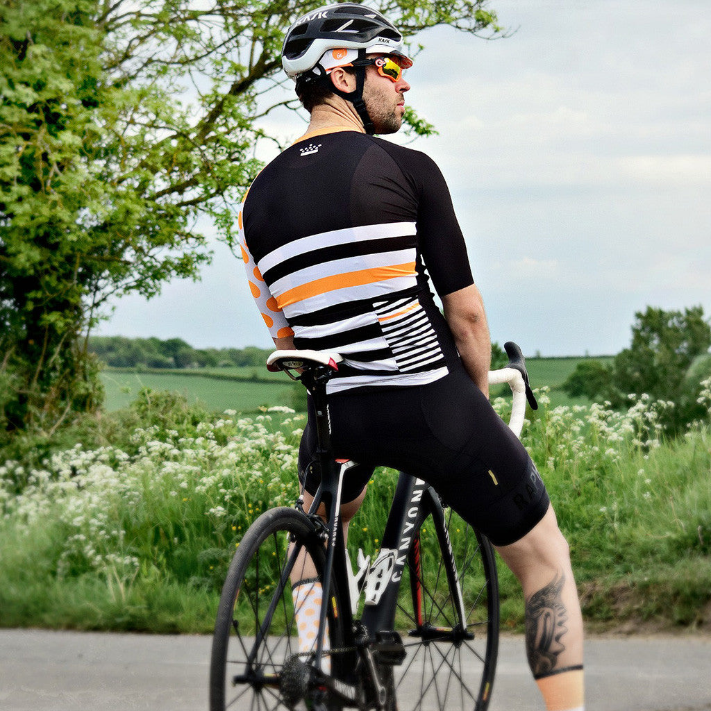 Hors catégorie Black This is Cambridge Jersey | The CyclingTips Emporium - 5