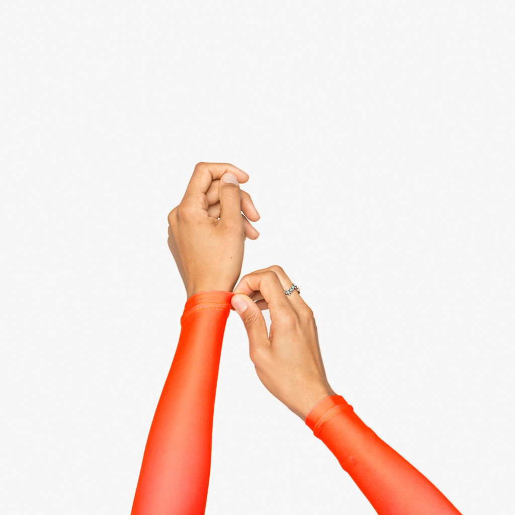 MFF UV.YOU™ SLEEVES // CORAL