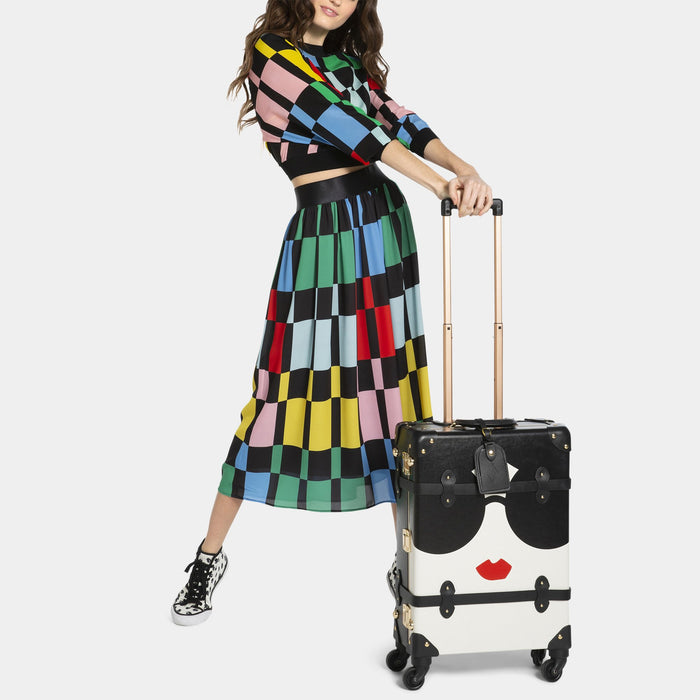 The alice + olivia X SteamLine (*Preorder) - Carryon