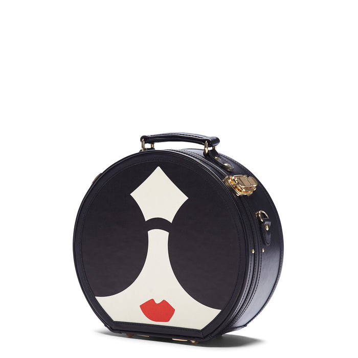 The alice + olivia X SteamLine (*Preorder) - Small Hat Box