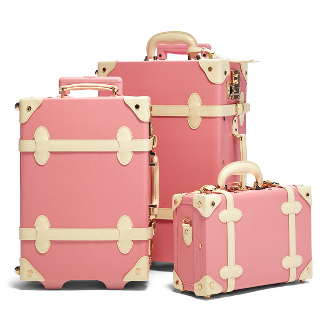 The Maisonette X Steamline - Pink Set