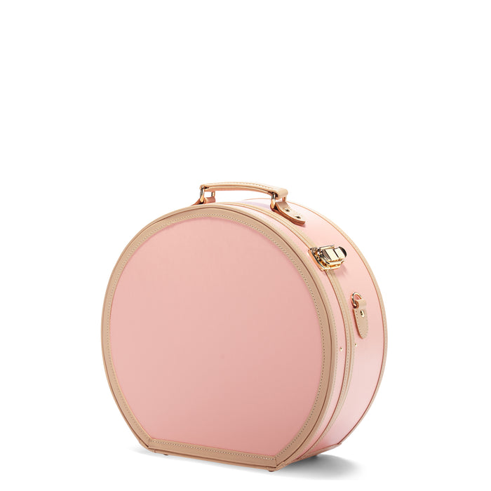 The Correspondent - Pink Large Hatbox