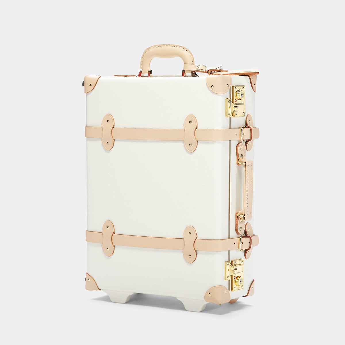 The Sweetheart Carryon - Vintage-Inspired Luggage - Exterior Front