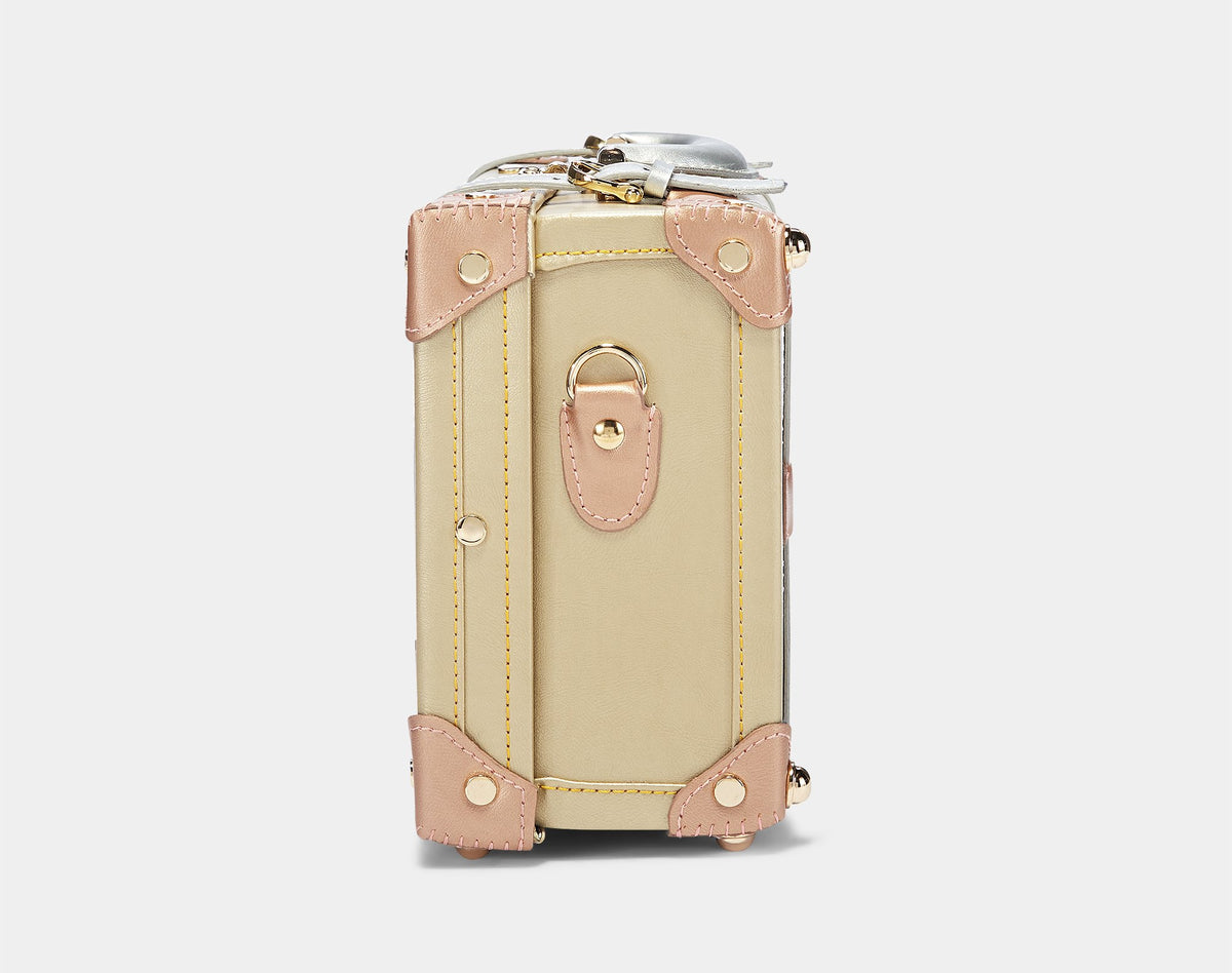 The Alchemist Vanity - Retro-Style Vanity Case - Exterior Side