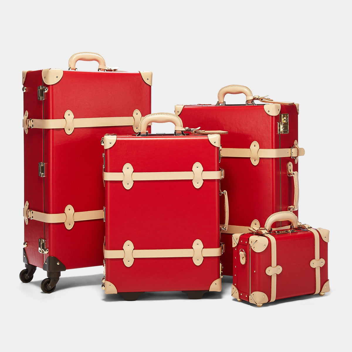 The Jetsetter - Red Carryon