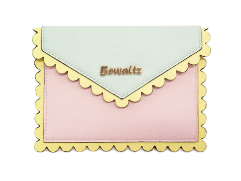 Ella Scallop Envelope Card Holders