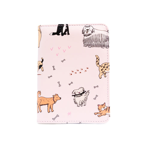 Passport Holder - Cats & Dogs