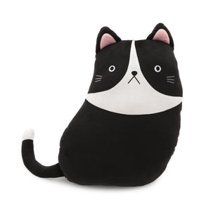 Cat Plushie Black