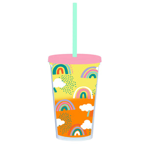 Color Changing Tumbler Rainbows