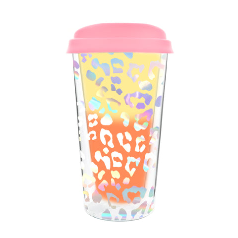 Color Changing Coffee Mug Leopard Print