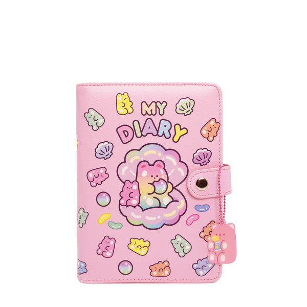 Shell-O & Gummy Cute Bear Planner