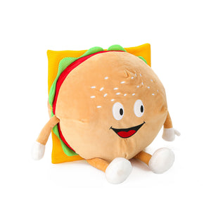 Hamburger Plushie