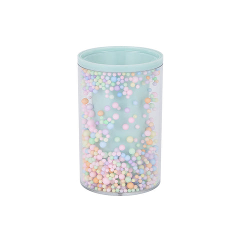 Candy Dots Stationery Pen Holder - Green