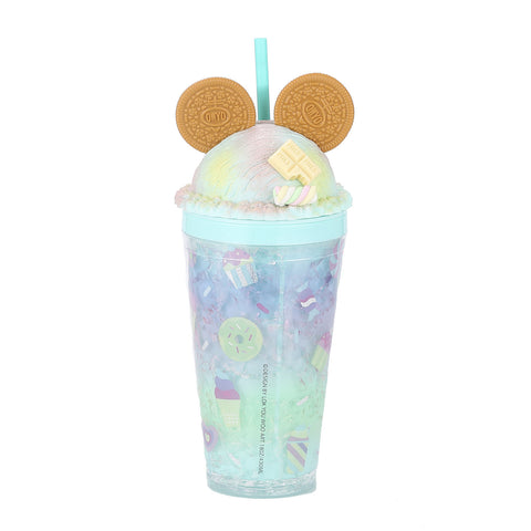 Cookie Mouse Ear Tumbler - Blue