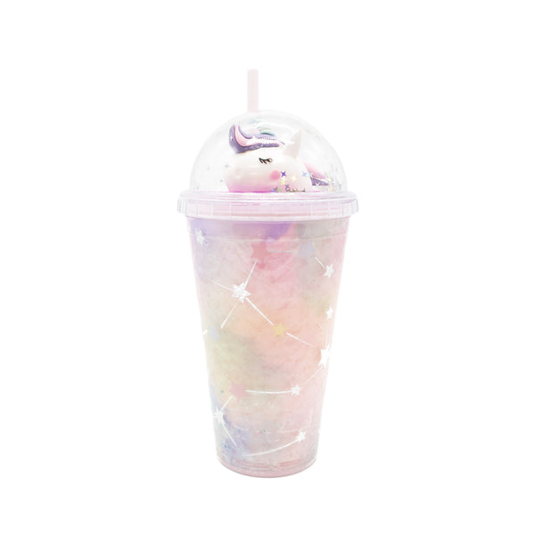 Magical Light-Up Unicorn Tumbler - Pink