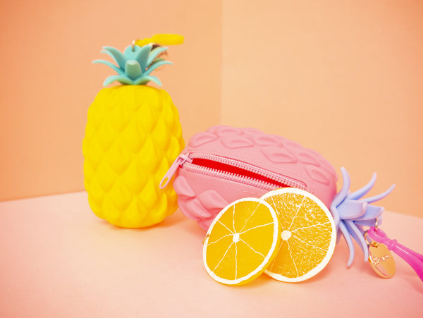 Pineapple Pouch Pink
