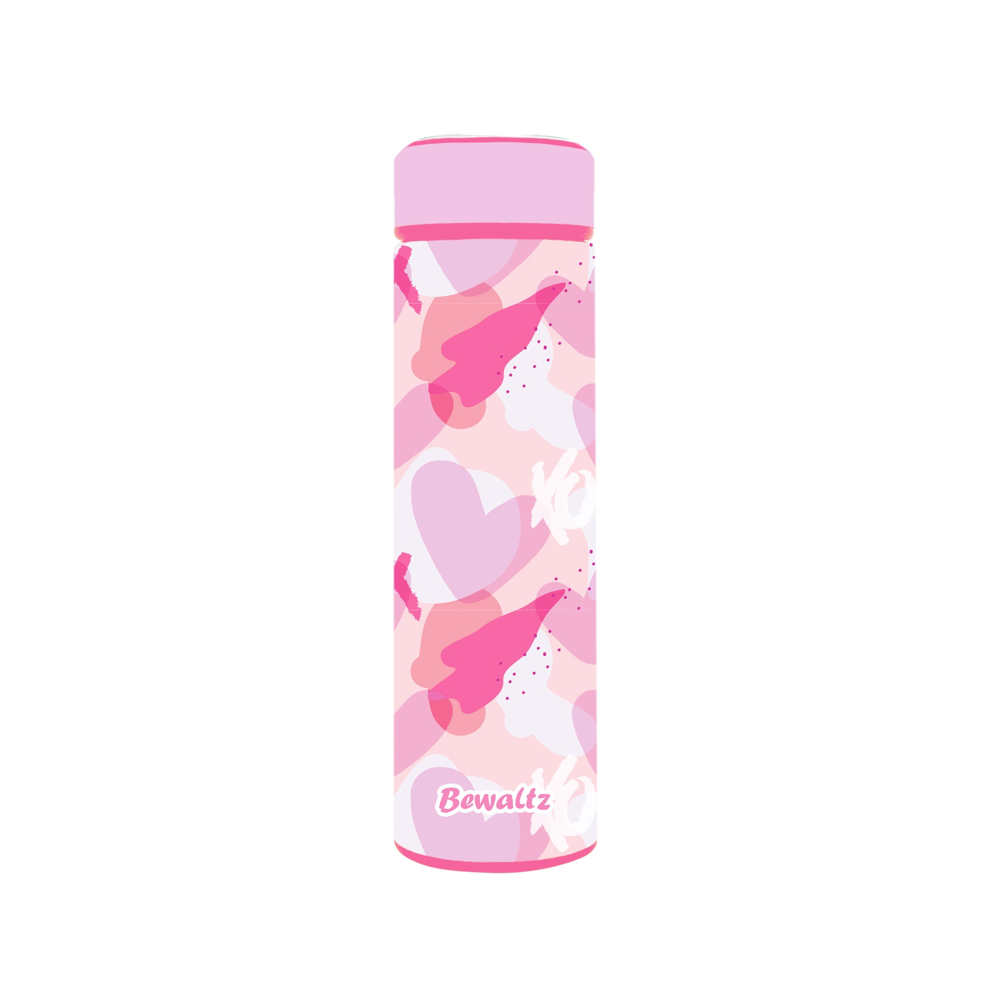 Stainless Steel Tumbler - Heart You