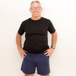 Australian Made Organic Cotton - BJ's PJ's Mikey Lounge Shorts