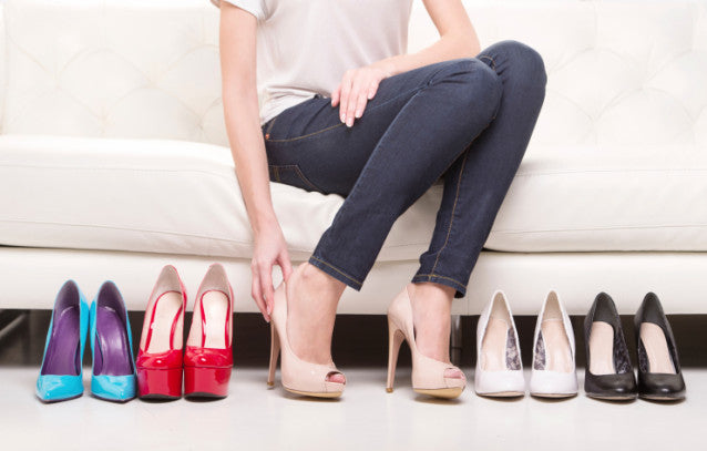 How to Pick the Right High Heels?