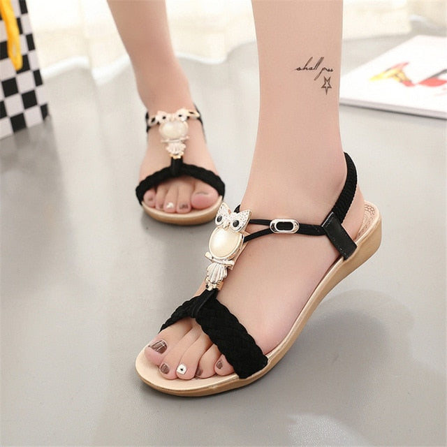 57420cbe4bf6 Gladiator Sandals 3 Colors - ladyfashes