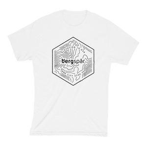 Premium Sueded Front Hexagon Elevation Tee