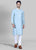 LIGHT BLUE KURTA SET
