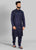 Deep Blue Kurta Set