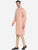Light Pink Kurta Set