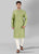 Light Olive Green Kurta Set