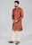 Brick Red Kurta Set