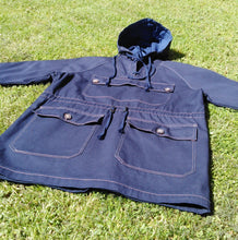 Load image into Gallery viewer, NAVY MARINE SMOCK
