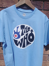Load image into Gallery viewer, THE WHO T-SHIRT