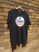 Load image into Gallery viewer, VESPA SERVICE PIAGGIO T-SHIRT