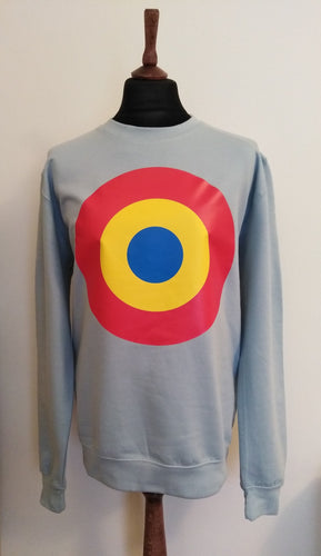 THE WHO TARGET SWEATSHIRT