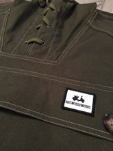 Load image into Gallery viewer, *SOLD OUT* DARK OLIVE SMOCK