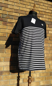 CAPRI SHORT SLEEVE STRIPED T-SHIRT