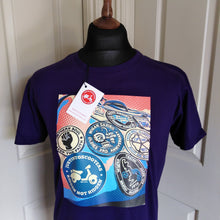 Load image into Gallery viewer, PATCH POP ART SCOOTER T-SHIRT