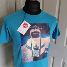 Load image into Gallery viewer, GS REAR POP ART SCOOTER T-SHIRT