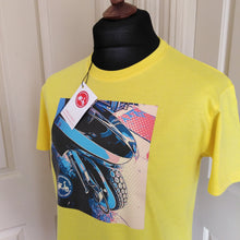 Load image into Gallery viewer, FENDER POP ART SCOOTER T-SHIRT
