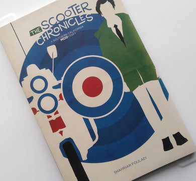 THE SCOOTER CHRONICLES BOOK