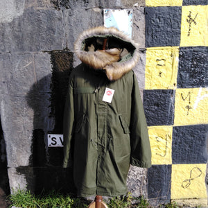 *SOLD OUT* M-65 FISHTAIL PARKA