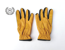 Load image into Gallery viewer, *SOLD OUT* SX ITALIAN LEATHER SCOOTER GLOVES