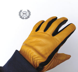 *SOLD OUT* SX ITALIAN LEATHER SCOOTER GLOVES