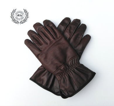 *SOLD OUT* GT LEATHER ITALIAN SCOOTER GLOVES